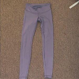 Light purple Lululemon leggings